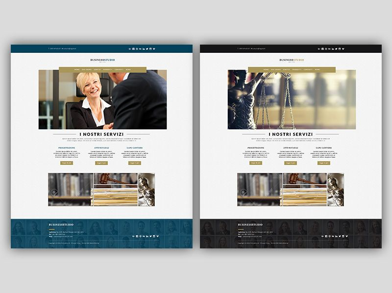 Sito Webbag Template Business Professionisti 02