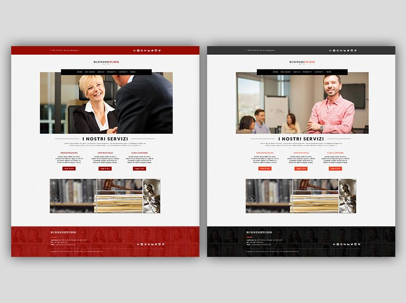 Sito Webbag Template Business Professionisti 03