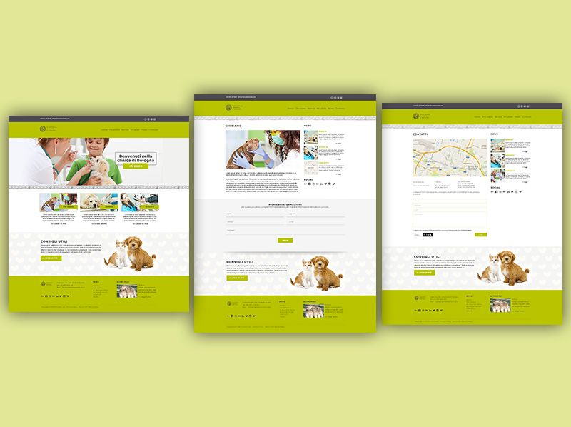 Sito Webbag Template Clinica Veterinaria 05