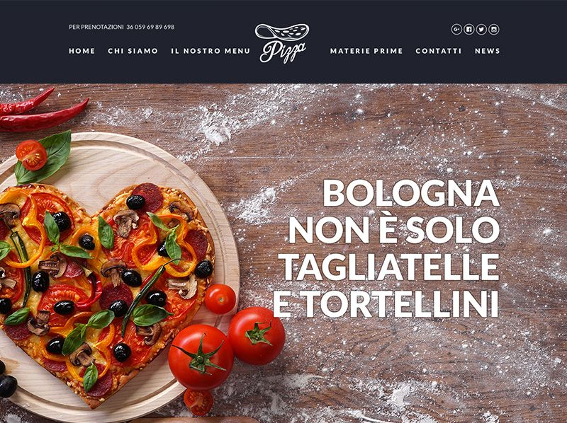 Sito Webbag Template Pizzeria 01
