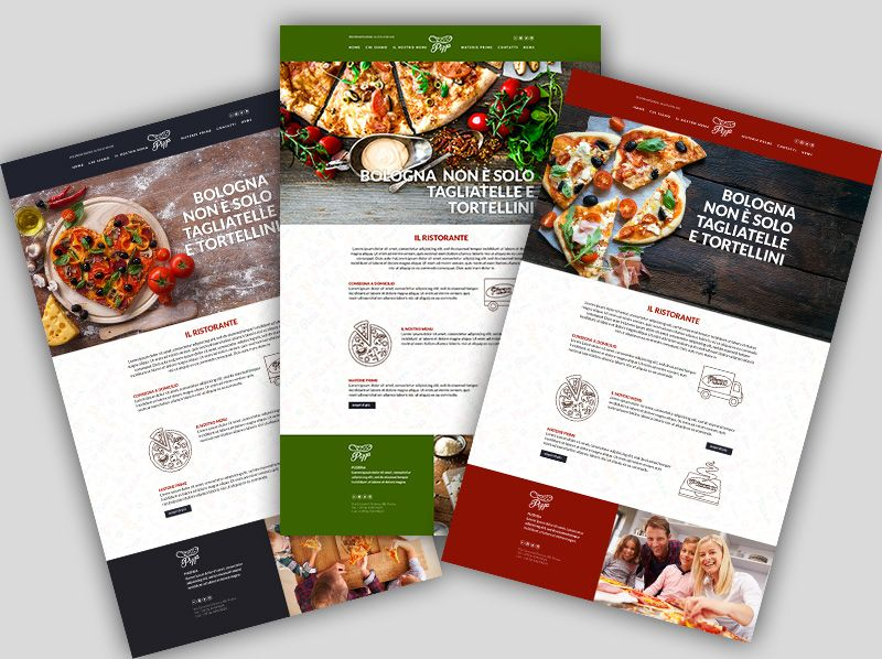 Sito Webbag Template Pizzeria 02