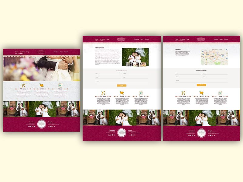 Sito Webbag Template Wedding Planner 04