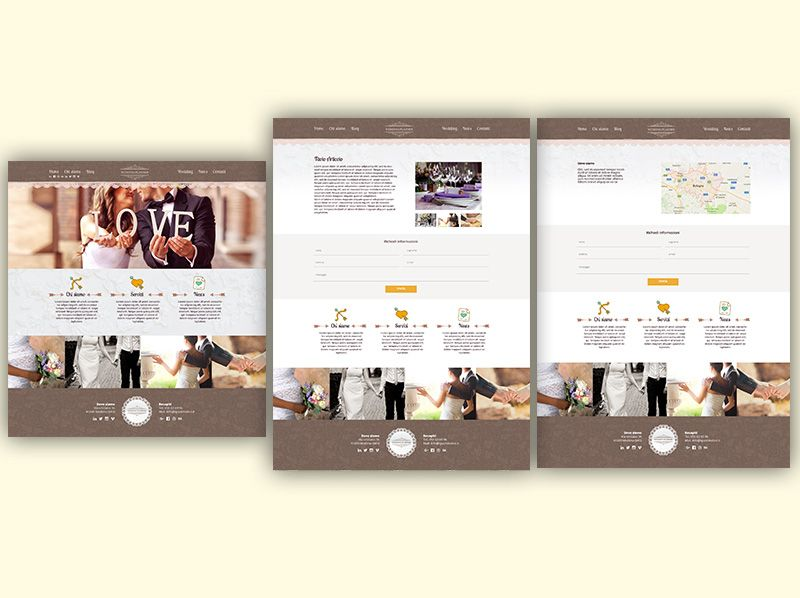 Sito Webbag Template Wedding Planner 05
