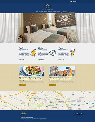 Tema: Bed & Breakfast
