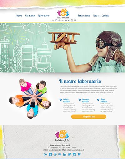 Tema: Fun & Kids