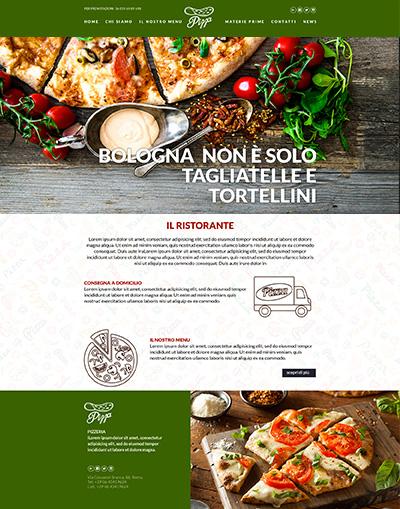 Tema: Pizzeria