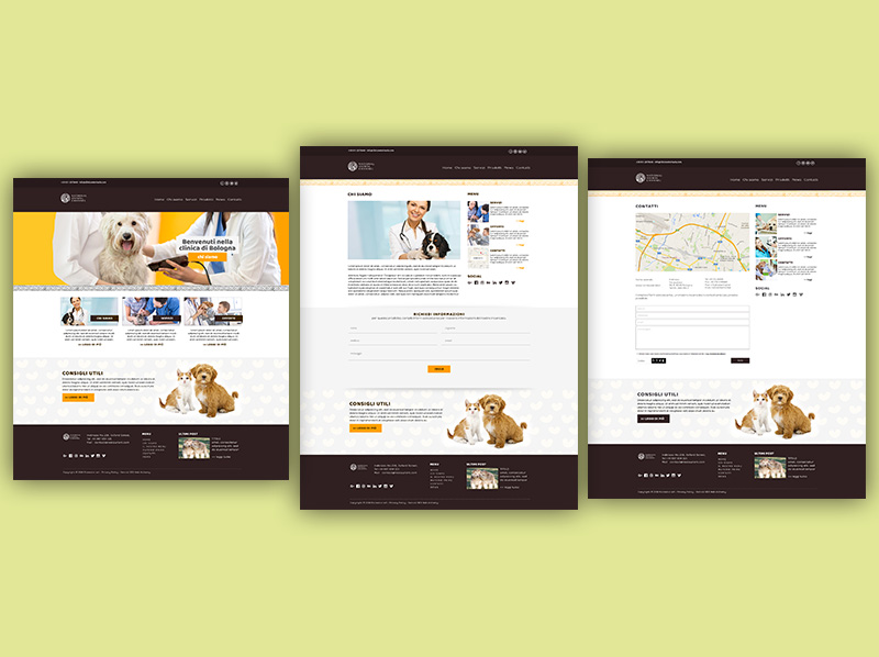 Sito Webbag Template Clinica Veterinaria 04