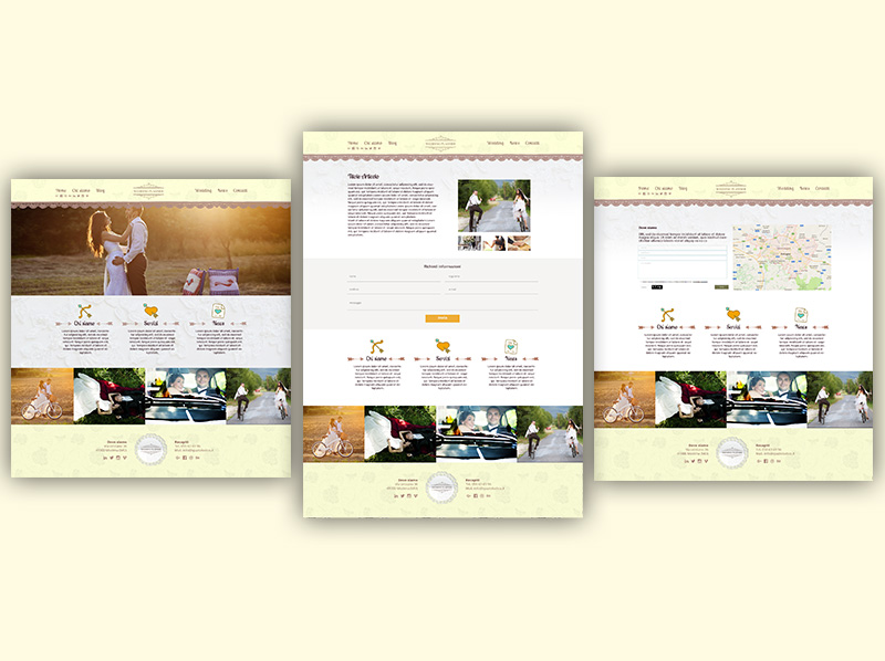 Sito Webbag Template Wedding Planner 03