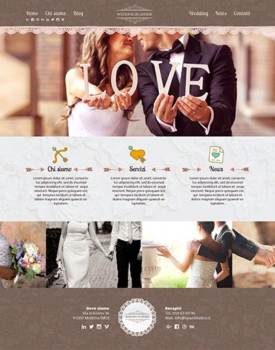 Tema: Wedding Planner