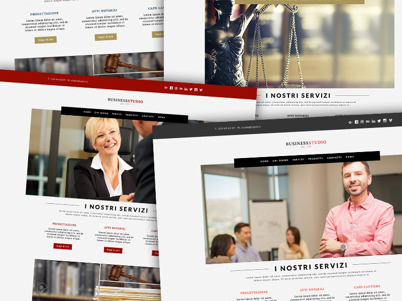 Sito Webbag Template Business Professionisti 04