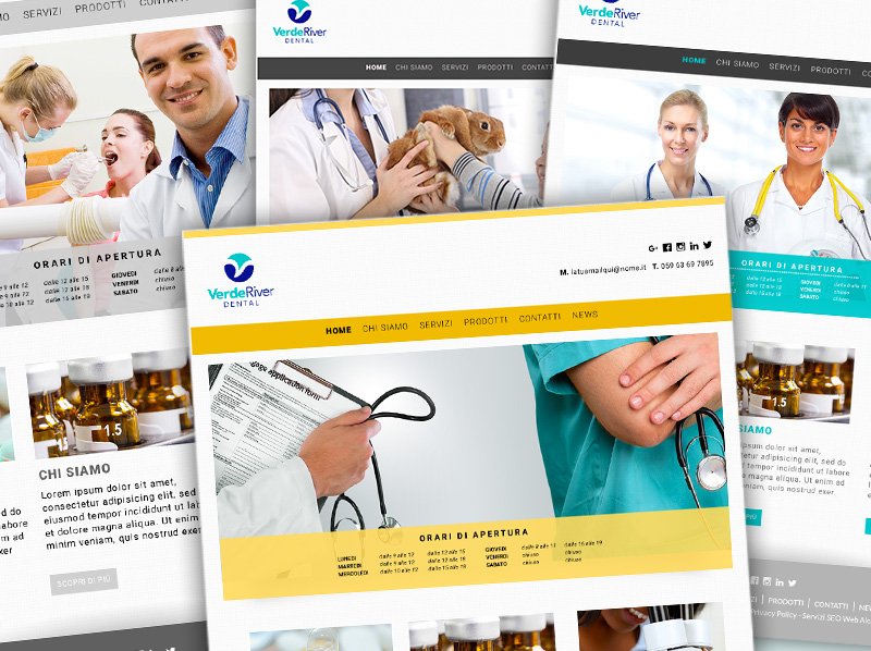 Sito Webbag Template Medicale 03